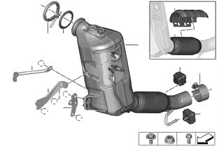 Filtro particoli Diesel