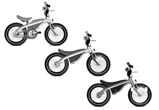 BMW Kinder — Kids Bike 14-16