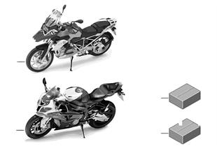 BMW Miniatures — BMW Motorrad 14/16