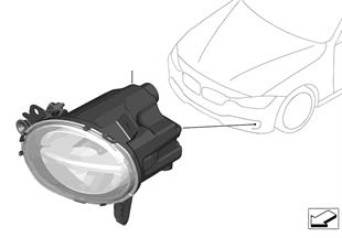 LED 추가 장착, 안개등 LED