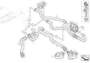 冷卻液軟管-泵-閥門 IHKA 高級