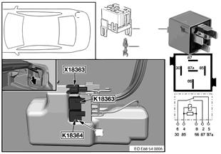 繼電器 折疊式軟頂 2 K18364
