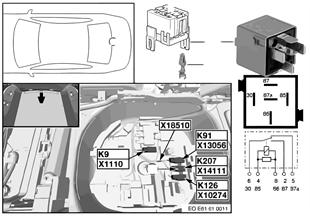 繼電器 自動軟關系統 K207