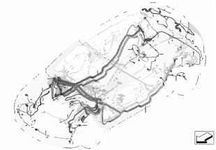 Rep.-Kabel Hauptkabelbaum