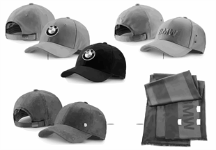 BMW Collection gorras/bufandas 16-18