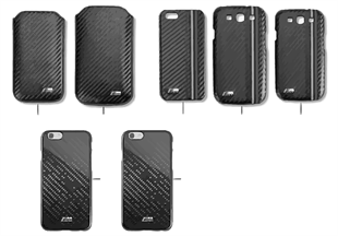 BMW M Collection — Cell accessories14-16