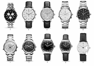 BMW Iconic Collection — montres
