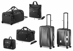 BMW M Collection — Luggage 16-18