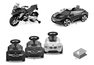BMW kids — Vehicles 16-18