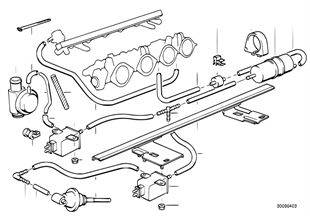Vacuum control — engine