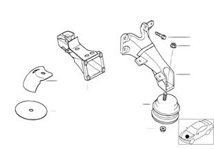 引擎懸掛裝置 / 引擎減震器