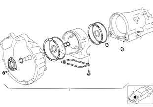 A4S 270R/310R kit rép. cloche convertis.