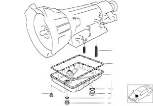 A5S300J オイル パン