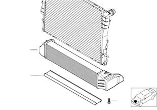과급공기 냉각장치