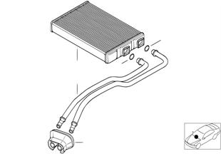 熱交換器 供暖裝置 Behr