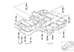 A5S300J 取付部品、C ユニット