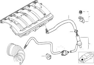 Sterowanie podciśnieniowe-silnik