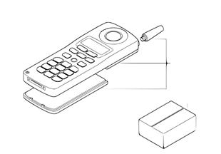 Phone kit cpt4000