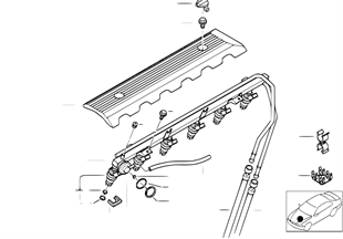 Enjeksiyon sistemi, valfler/hatlar