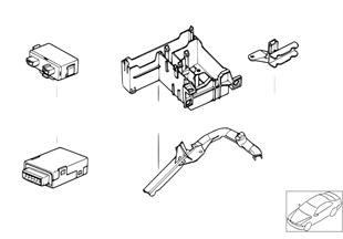 EWS,컨트롤유닛/송/수신 모듈/홀더