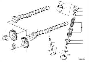 Valve Timing Gear — Cam Shaft
