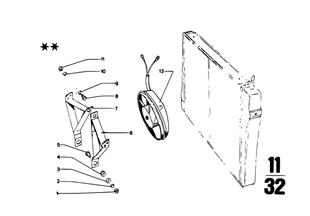 Ventilatore complementare elettrico