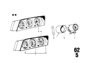 儀表板 / 安裝件