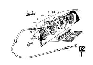 Přístroje/montážní díly