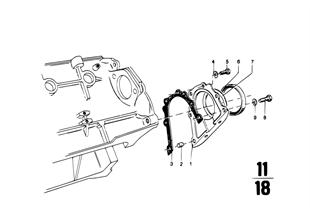 엔진 하우징,설치부품