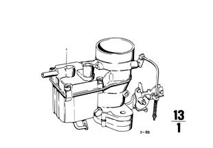 Carburador PDSI