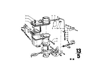 化油器 安裝件