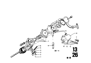 燃油供應/泵/濾清器
