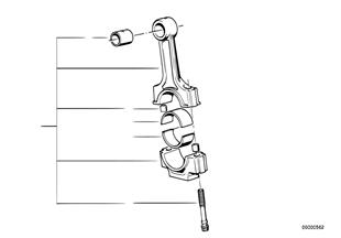 Mecanismo ciguenal-biela