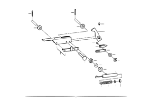 Trailer, indiv. parts, deflector housing