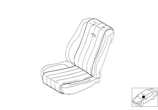 Sheepskin SeatVest