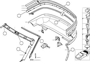 트림패널, 보디, 안쪽