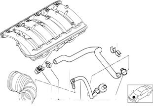 Motor de mando de presión negativa