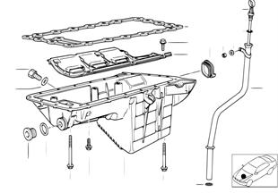 オイル パン/レベル測定装置