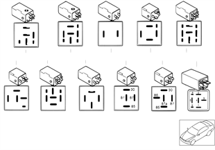 各種繼電器