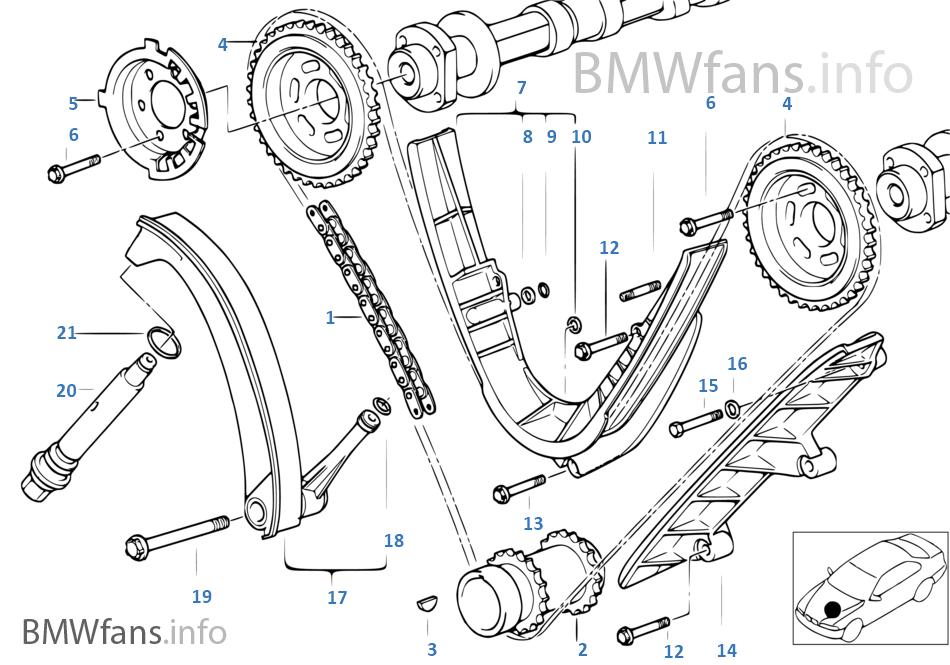 Mini Cooper S Timing Chain Diagram