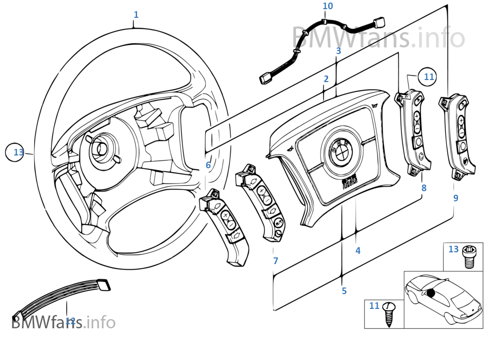 Is This A Dual Stage Or Single Stage Steering Wheel Airbag