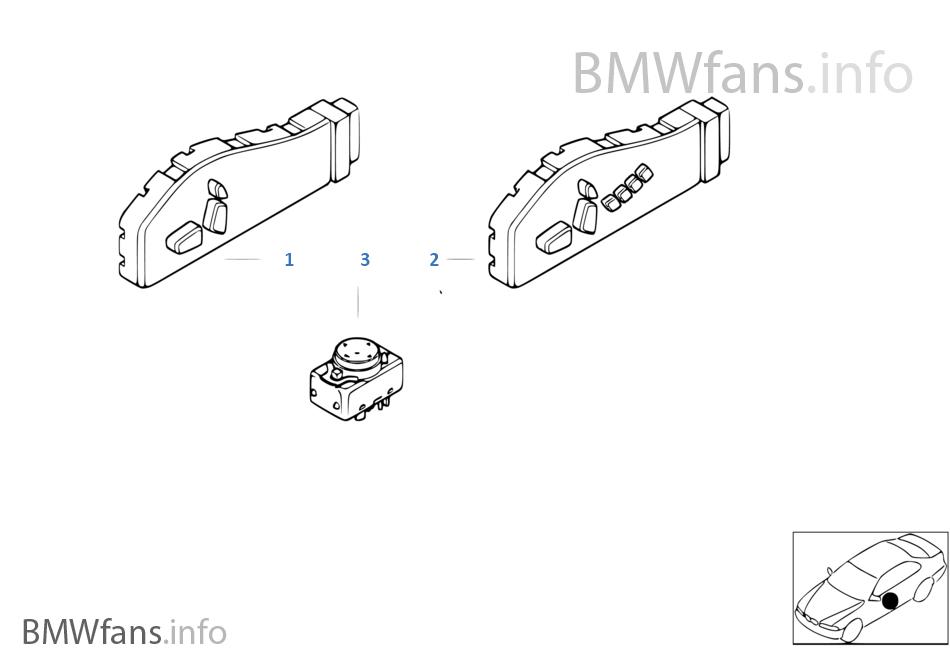 2002 bmw x5 parts diagram list