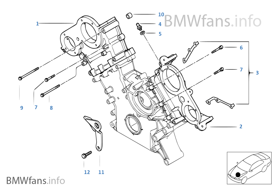 Bmw 1 9 Engine Diagram